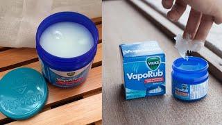 Video Vicks VapoRub 10 Surprising Uses You've Never Heard Of MP3, 3GP, MP4, WEBM, AVI, FLV Maret 2019
