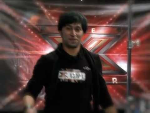 تجارب الأداء أحمد كمال - The X Factor 2013