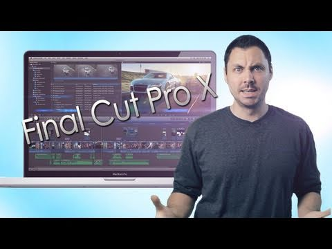 final cut pro x - With all the craziness surrounding the release of the latest Final Cut software, Ryan and team weigh in on whether FCPX is worth your money or just worthless...