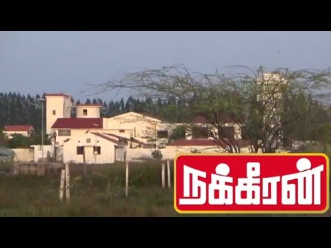 Exclusive-video--container-lorries-in-jayalalitha-siruthavur-bungalow