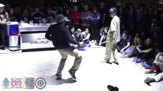 Taiwo vs Harry Popper | Popping | Semi | GHGH 2015 | FSTV