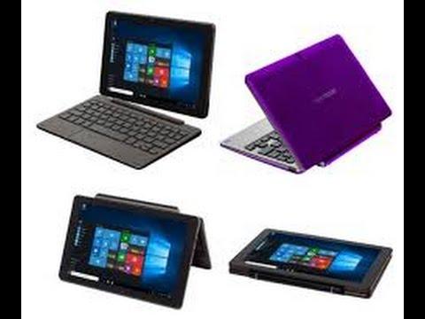 Nextbook Flexx 8.9  (9) 2-In-1 Windows 10 Tablet Unboxing & Overview