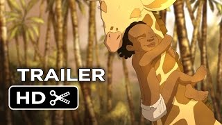 Nonton Zarafa Official US Release Trailer - Animated Movie HD Film Subtitle Indonesia Streaming Movie Download