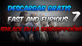 Nonton descargar Fast and Furious 7 Gratis español HD torrent Film Subtitle Indonesia Streaming Movie Download