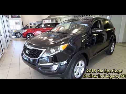 2015 Kia Sportage | Calgary Dealer Review and Pricing