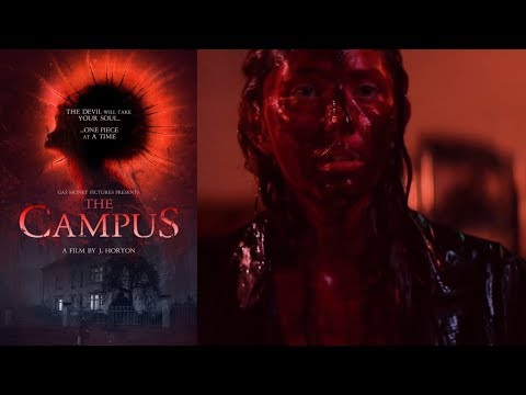 THE CAMPUS Official Trailer (2018) Horror