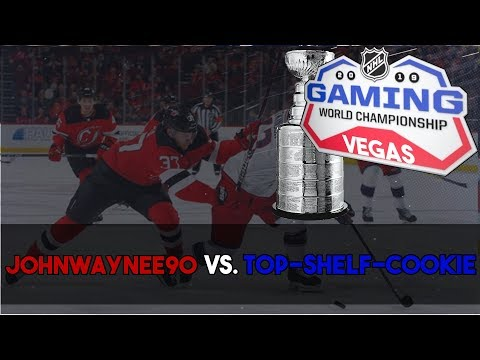 NHL 19 GWC - GRAND FINALS! - Johnwaynee90 vs Top-Shelf-Cookie