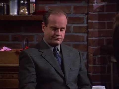 "Frasier Season 7 Episode 14 ""Big Crane on Campus"""
