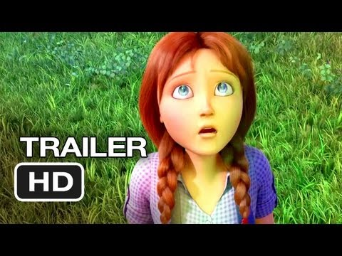 Dorothy Of Oz TRAILER 1 (2013) - Lea Michele, Patrick Stewart Animated Movie HD Video