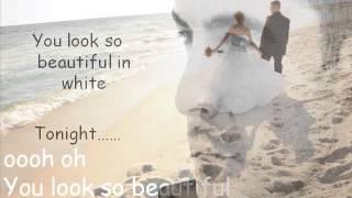 Video WESTLIFE. Beautiful In White - Lyrics Music Video MP3, 3GP, MP4, WEBM, AVI, FLV Juli 2018