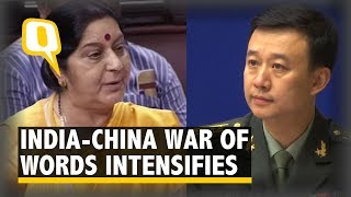 China's People's Liberation Army on Monday warned India not to underestimate its determination to safeguard what it considers ...
