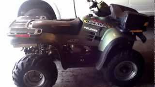 6. 2002 Polaris Sportsman 500 HO