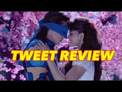 Tweet Review: Did Tiger Shroff's A Flying Jatt Imp