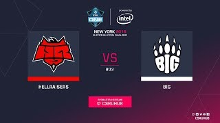 HellRaisers vs BIG - ESL One NY EU Quals - map1 - de_overpass [ceh9]