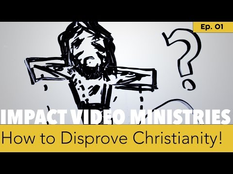 How to Destroy Christianity With One Easy Step... | IMPACT Whiteboard Videos