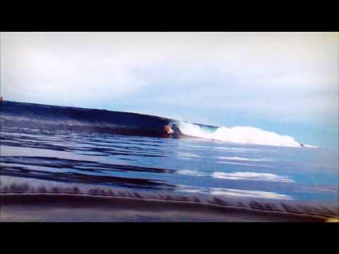 ASP World Tour Pro Surfer, Bec Woods - Barrels in Indo