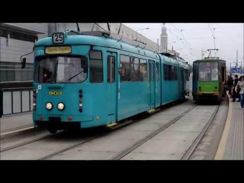 Tramwaje Poznańskie  2013