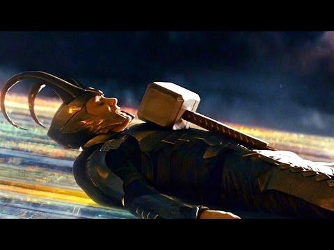 Thor vs Loki - Final Battle Scene - Thor (2011) Movie CLIP HD