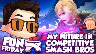 My Future In Competitive Smash Bros – ZeRo