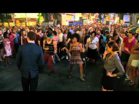New York Flash Mob - Friends with Benefits - 9th September