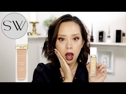 $170 FOUNDATION | SISLEY LE TEINT FOUNDATION REVIEW