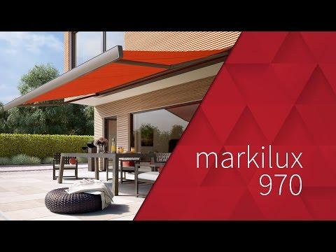 markilux 970 - cassette awning