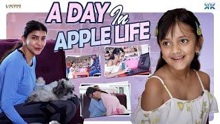 A Day In Apple Life || Lakshmi Manchu