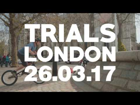 London Trial Ride 26 03 17