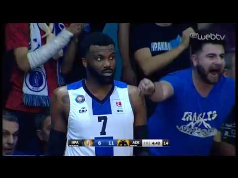 ΗΡΑΚΛΗΣ – ΑΕΚ | Basket League | 16/11/2019 | ΕΡΤ