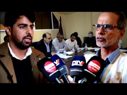 بالفيديو... سجال حاد بين أعضاء جماعة بئرانزران خلال المصادقة على مشروع الميزانية
