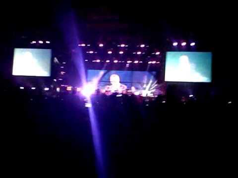 Coldplay - Viva La Vida at Heineken Opener Festival 2011 Poland