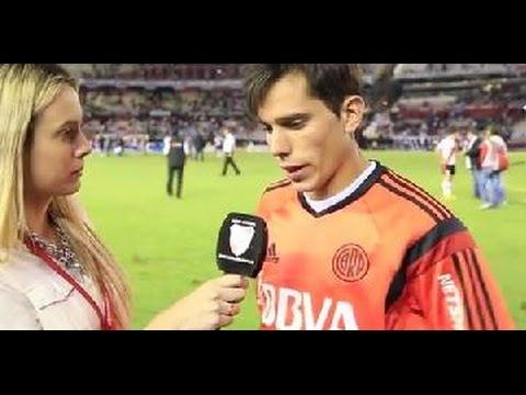 Augusto Solari, tras River 1 vs. Godoy Cruz 0