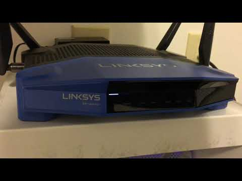 Defective Linksys WRT1900ACS