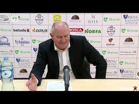 """""""Betsafe–LKL"""" rungtynių komentarai: """"Skycop - """"Juventus"""" [2018-10-13]"""