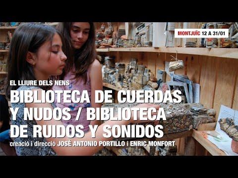 Biblioteca de cuerdas y nudos. José Antonio Portillo Vesga (Comunidad Valenciana)