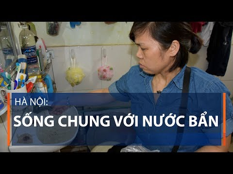 Hà Nội: Sống chung với nước bẩn | VTC1 - Thời lượng: 4 phút, 9 giây.