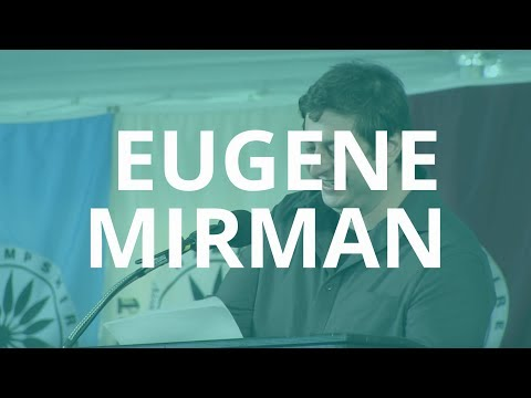 hampshire - Comedian, writer, filmmaker, and Hampshire College alumnus Eugene Mirman 92F delivers the keynote address at the 2012 Commencement ceremony. watch more from ...