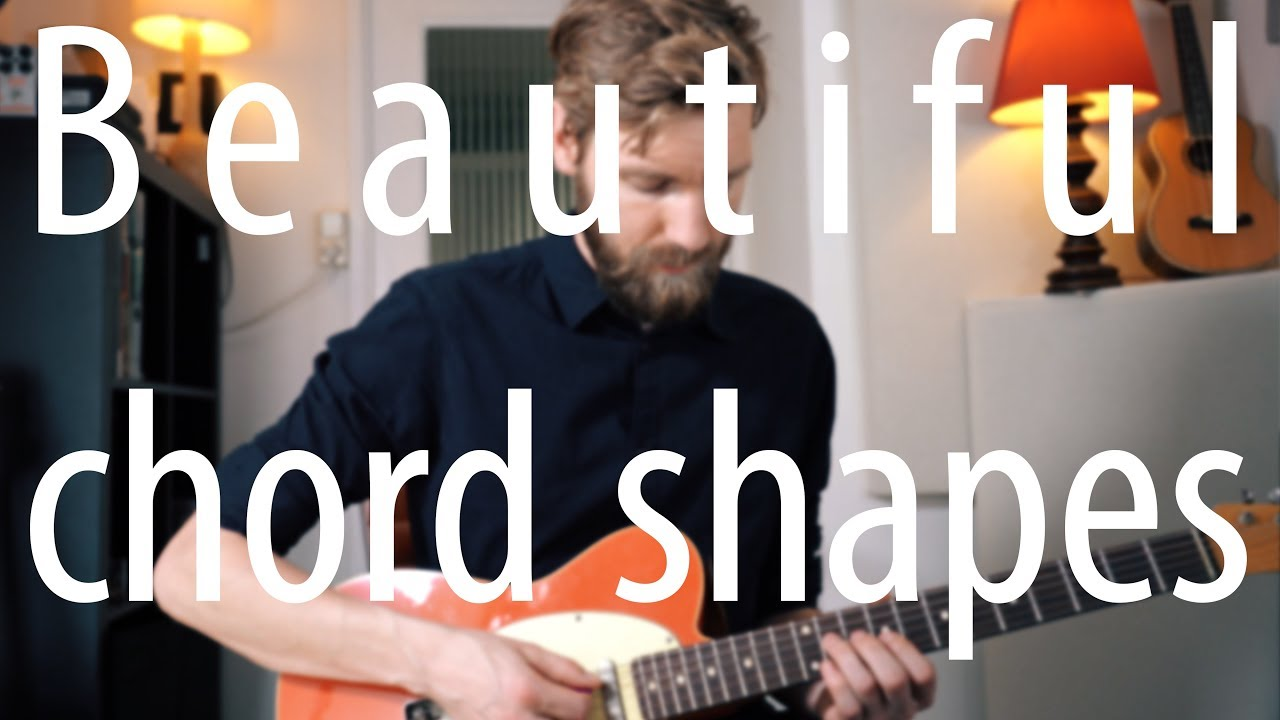 Learn Beautiful Chord Shapes | Open Voicings