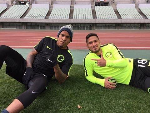 Paraguayos en el Mundial de Clubes