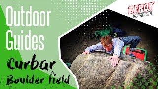 Depot Outdoor Guides: Curbar Boulder Field by The Depot Climbing