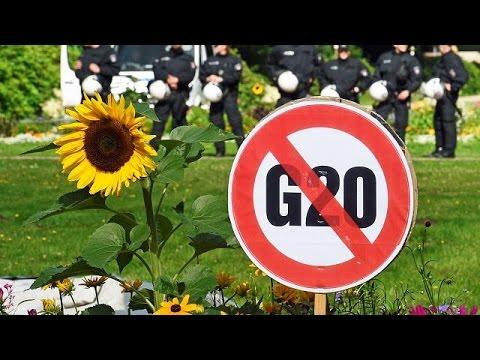 G20: Ανεπιθύμητοι οι σωματοφύλακες του Ερντογάν