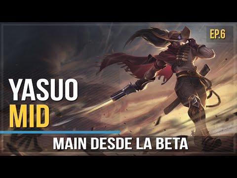 AL DETALLE! | MAIN DESDE LA BETA | YASUO MID | Ep.5 |