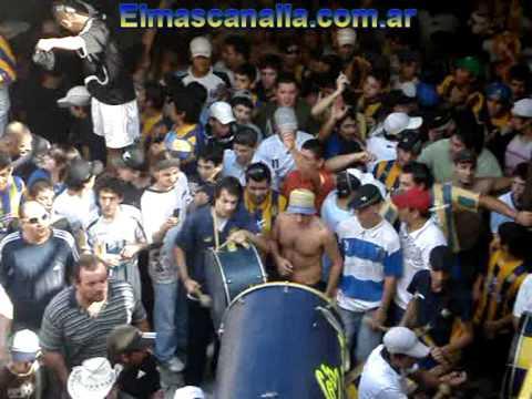 ROSARIO CENTRAL | VIDEO DE LA GENTE VS PINGUINOS BOBOS | PARTE 01 - Los Guerreros - Rosario Central