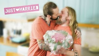 HP & Jarppi GOT MARRIED - DUDESONS HOME INVASION
