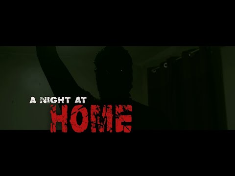 A Night At Home   -  Short Horror Film