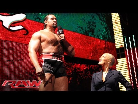 Calls - Alexander Rusev & Lana send a message to the WWE Universe. http://www.wwe.com/wwenetwork.