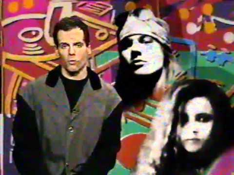 Vintage MTV News featuring Guns & Roses/Anthrax