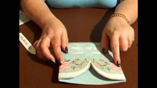 In this new tutorial Exclusive CUP designer Ann-marie Vaux makes a beautiful Mothers Day Vintage Pocket Card Kit. The cup number for the kit used in this CUP...