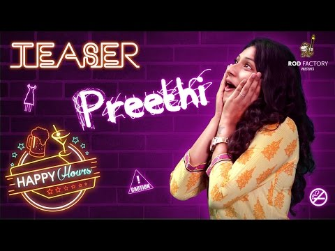 Preethi Character Intro | Happy Hours | Telugu Web Series by Rod Factory