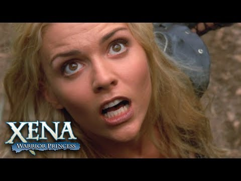 Ares and Callisto Pledge Loyalty to Hope | Xena: Warrior Princess